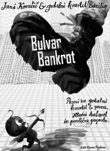 Jani Kovačič, Bulvar Bankrot